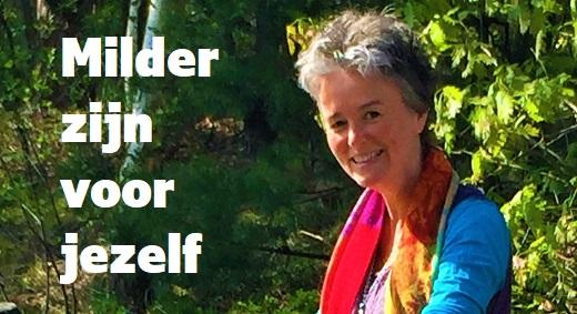 Geniet meer door milder te zijn voor jezelf!